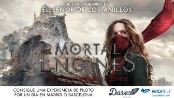Concurso 'Mortal Engines'