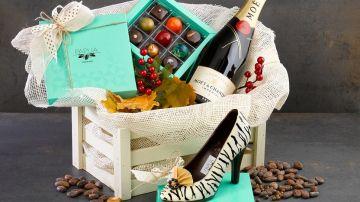 Te decimos lo que va a llevar tu cesta de Navidad.