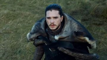 Kit Harington, Jon Snow en 'Juego de Tronos'