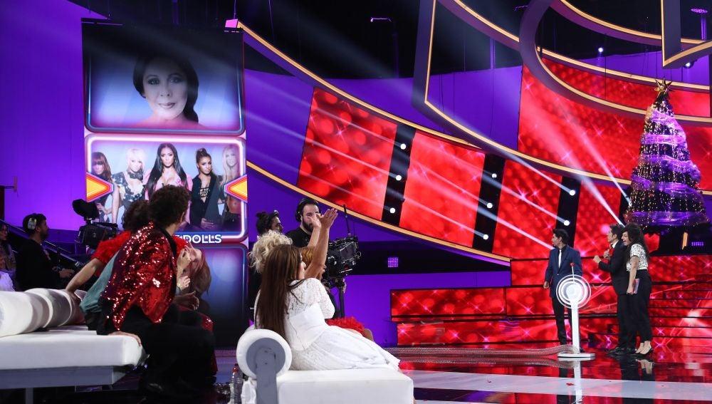 Will Smith, Pussycat dolls y Carlos Baute, entre las actuaciones de la duodécima gala de 'Tu cara me suena'
