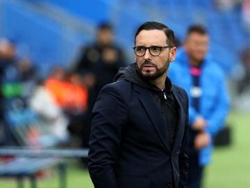 Bordalás, entrenador del Getafe