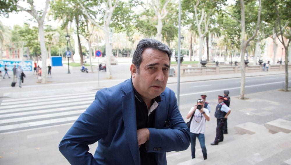Fotografía de archivo del exalcalde de Sabadell Manuel Bustos