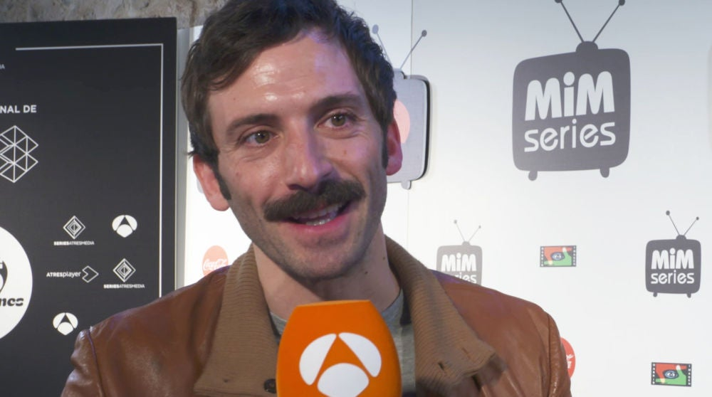Iván Marcos es Guillermo Rojas en '45 Revoluciones'