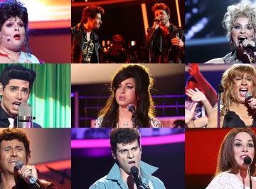 ¡Vota por la mejor actuación de la undécima gala de 'Tu cara me suena'
