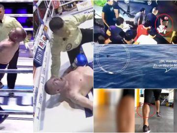 Los vídeos más virales de 2018 en Antena 3 Deportes