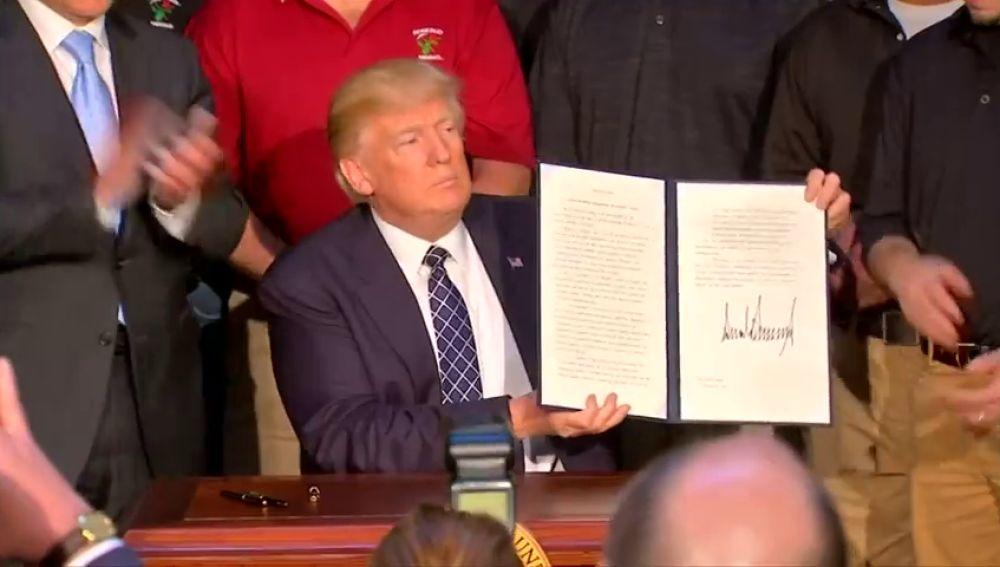 Trump anuncia la salida de su secretario de Interior, Ryan Zinke, en medio de varias investigaciones por posible abuso de poder