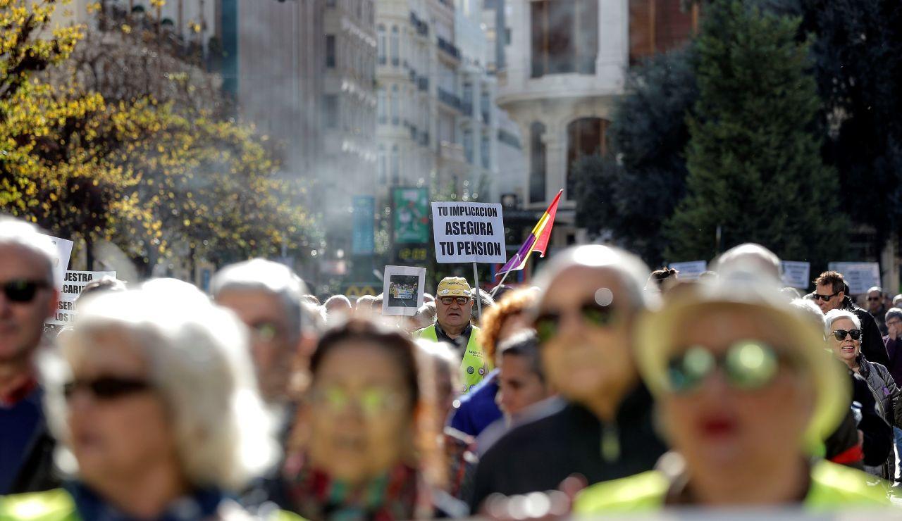 Elecciones generales 2019: Propuestas para las pensiones del PP, PSOE, Unidas Podemos, Ciudadanos y Vox