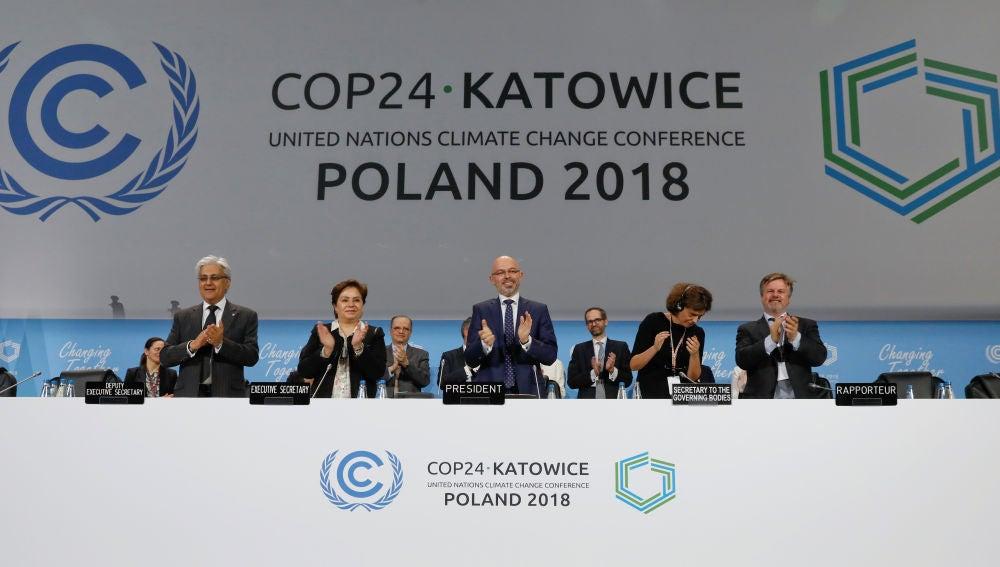 La cumbre del clima de Katowice llega a su último día