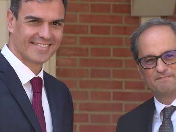 Pedro Sánchez ha visitado 38 veces Cataluña junto a sus ministros en lo que va de mandato