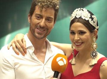Rosa López y Pablo Puyol se lanzan piropos tras su vuelta juntos a 'Tu cara me suena'