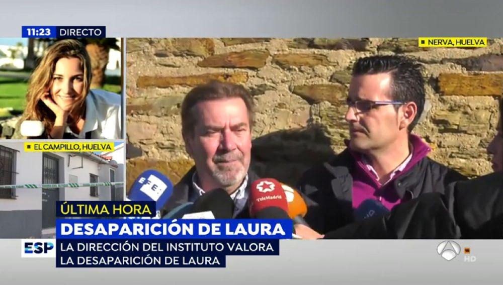 """El director del instituto donde trabajaba Laura Luelmo: """"Los compañeros dicen que le gustaba dar paseos pero no se alejaba mucho del pueblo"""""""