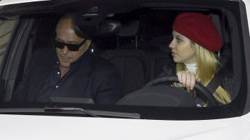 Anita Matamoros se reúne con su padre Kiko