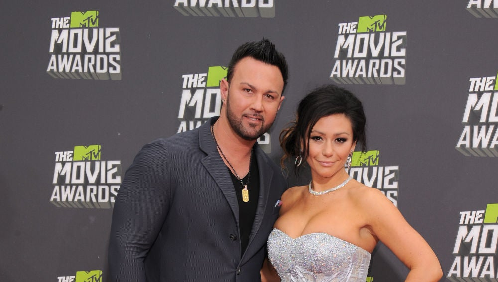 Roger Mathews y JWoww