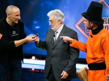 Oleada de robos en 'El Hormiguero 3.0' con Jandro, el campeón del mundo de magia y Plácido Domingo