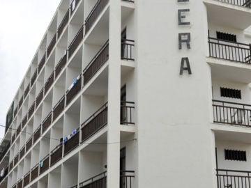 El hotel de Mallorca desde donde cayó la joven