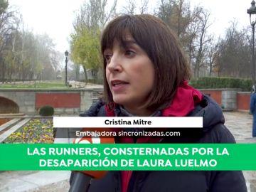 """Las runners, consternadas con la desaparición de Laura Luelmo: """"Que ninguna mujer deje de correr porque no se siente segura"""""""