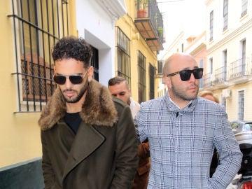 Manuel Cortés y Kiko Rivera acuden al funeral de Chiquetete