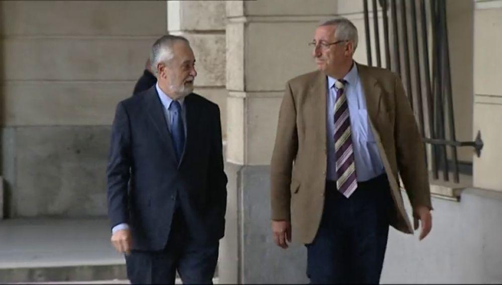 El juicio de los ERE llega a su fin, se celebra hoy en la Audiencia de Sevilla