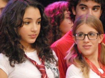 Thelma Fardín y Laura Esquivel en 'Patito Feo'