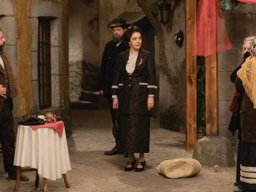 Francisca Montenegro reaparece en 'El secreto de Puente Viejo' con más fuerza que nunca