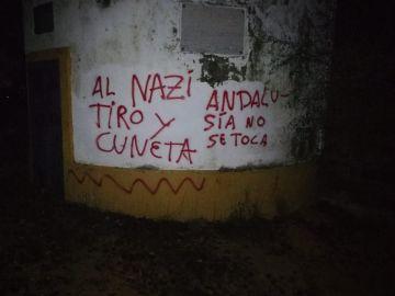 Pintadas en la finca de Morante de la Puebla