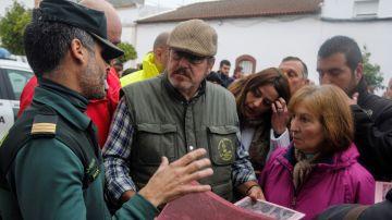 Búsqueda de la joven desaparecida en El Campillo