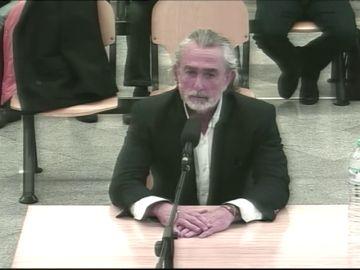 Francisco Correa se niega a declarar en el juicio por los amaños de contratos de Aena