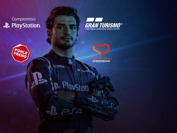 Ponle Freno salta a los videojuegos de la mano de PlayStation y Carlos Sainz