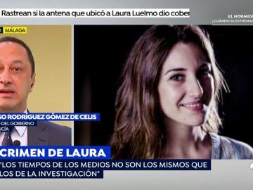"""Así recibieron la noticia de la aparición del cadáver los padres de Laura Luelmo: """"Le estábamos dando esperanzas y justo encontraron el cuerpo"""""""