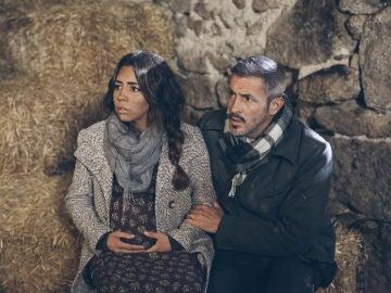 Disparos y mucha tensión en el rescate de Emilia y Alfonso