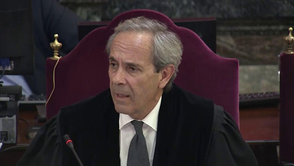 La Fiscalía sostiene que el 'procés' afectó al conjunto del territorio nacional