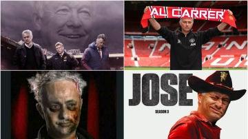 Los 'memes' tras el cese de Mourinho