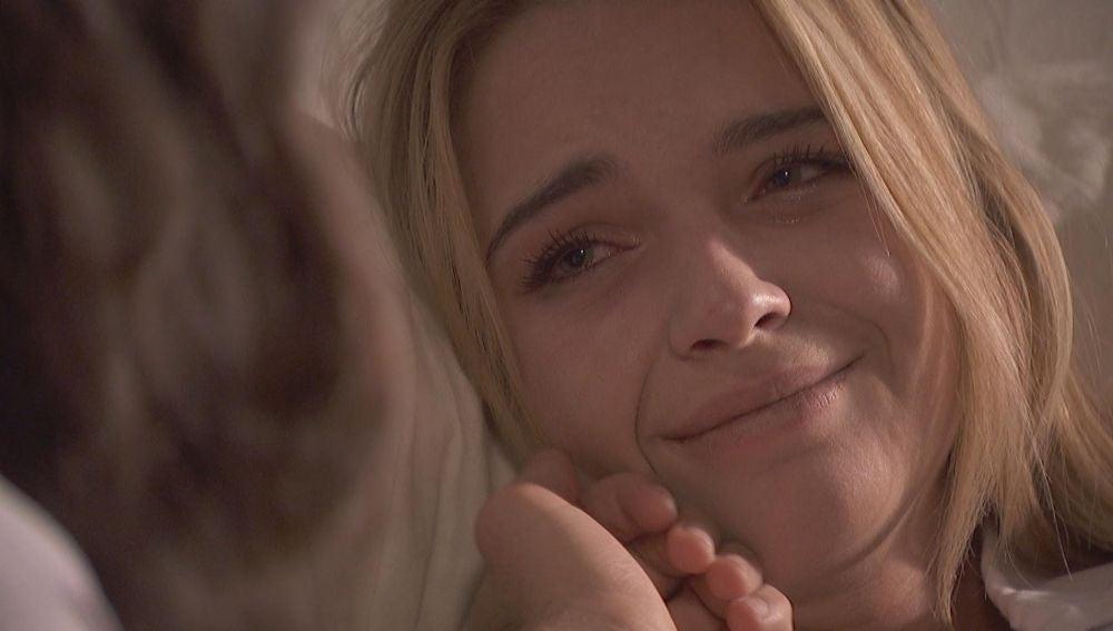 """Isaac, a Antolina: """"Siempre estaremos juntos"""""""