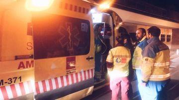 Sanitarios de Emergencias 112 Comunidad de Madrid