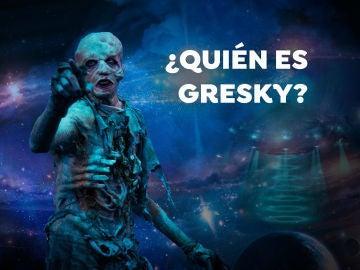 Descubre quién se esconde tras Gresky, el monstruo de 'El Hormiguero 3.0'