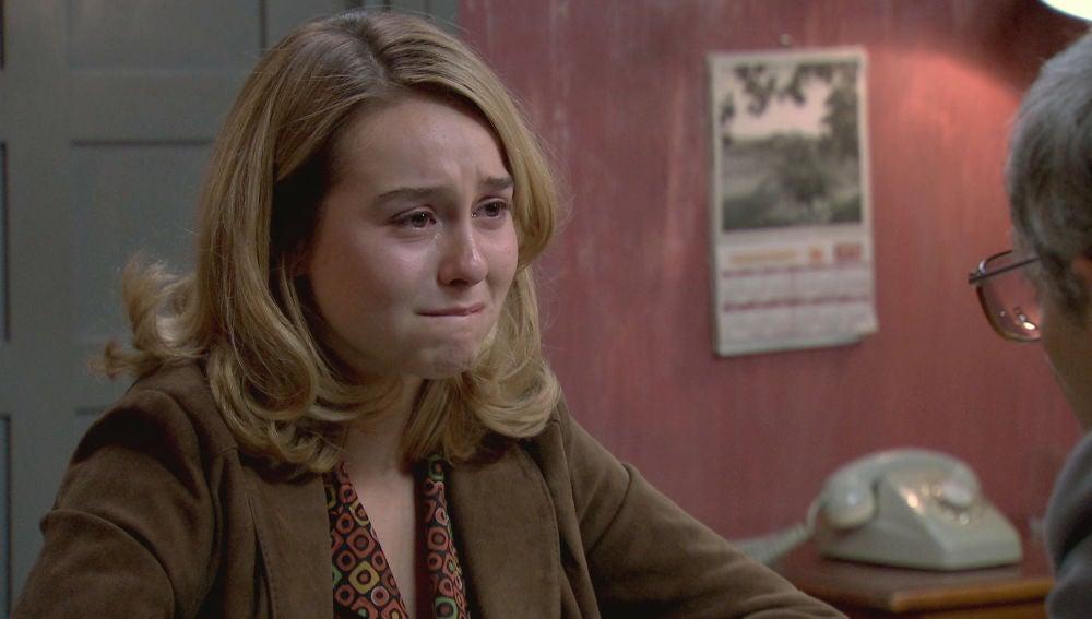 """Luisita en la cárcel: """"Yo de aquí no me marcho sin mi madre, haré lo que haga falta"""""""