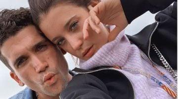 Jaime Lorente y María Pedraza