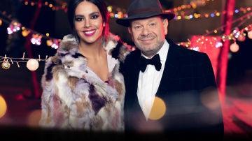 Cristina Pedroche y Alberto Chicote darán la bienvenida al nuevo año en Antena 3
