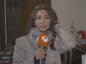 """Sandra Cervera: """"Es un momento de incertidumbre absoluta para Emilia y Alfonso"""""""