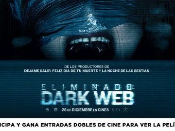 Concurso de 'Eliminado: Dark Web'