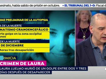 Laura Luelmo murió 3 días después de desaparecer.