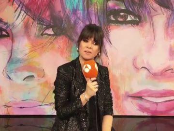 """Vanesa Martín: """"Estoy feliz y muy agradecida por ser la 'madrina' de #LaMúsicaEsNoticiaA3"""""""
