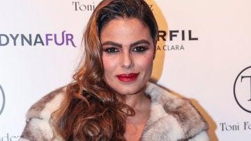 Marisa Jara reaparece en un evento tras ser operada de urgencia de un tumor