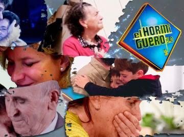 Vota por el vídeo más emotivo de las experiencias reales de 'El Hormiguero 3.0'