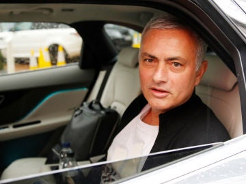 Mourinho se marcha de la ciudad de Mánchester