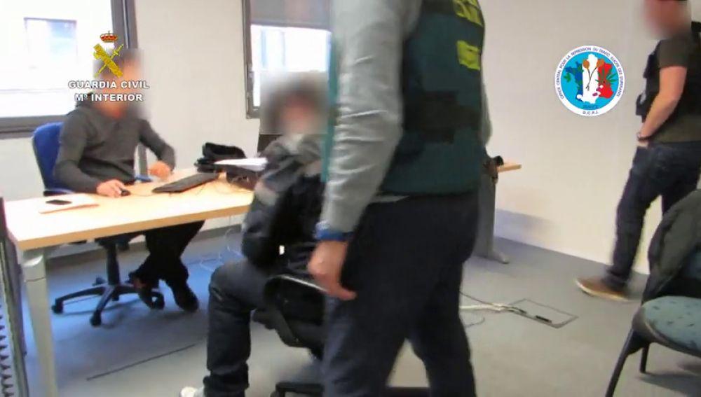 Así consiguen la confesión de Bernardo Montoya los especialistas de la Guardia Civil