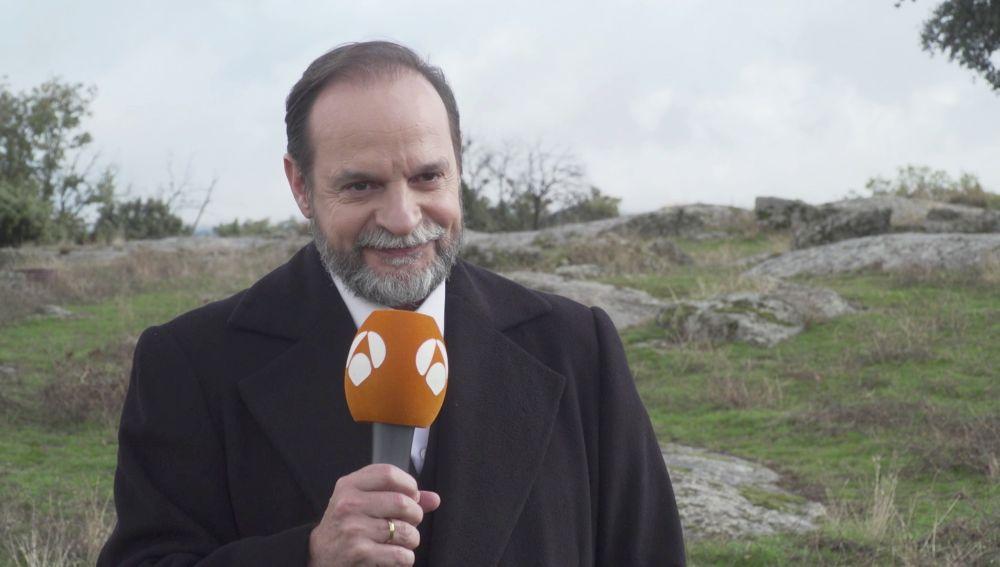 """Ramón Ibarra: """"Los tres pilares de Raimundo son el optimismo, la esperanza, y la curiosidad"""""""