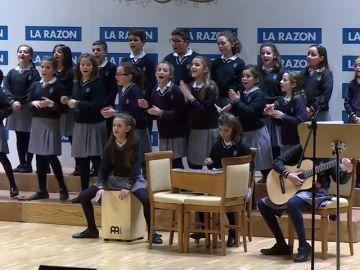 La Razón celebra su sexta edición del concurso escolar de villancicos