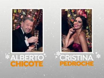 El 31 de diciembre, las doce Campanadas con Alberto Chicote y Cristina Pedroche en Antena 3