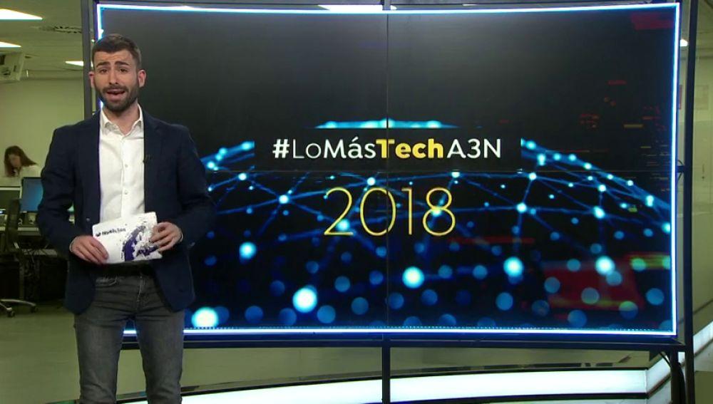 Las diez noticias que han marcado el mundo de la tecnología en 2018